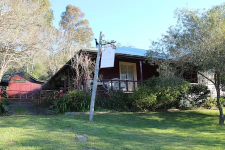 Capers Cottage Wollombi - Maison