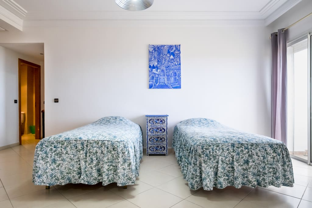 Lovely Seaview Flat in Asilah