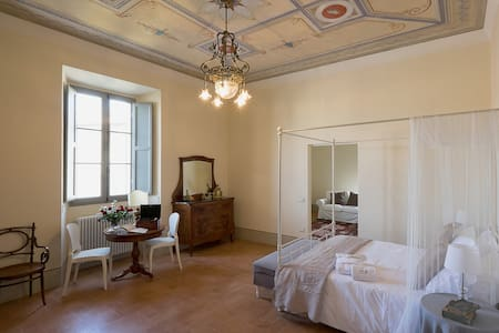 PalazzoMattei B&B - Camera Federico - Bed & Breakfast