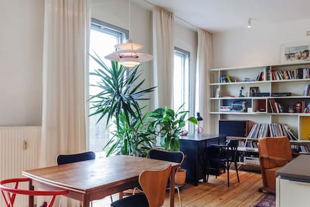 room in cosy design apartment - Leilighet
