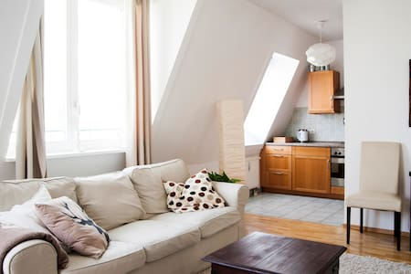 Cozy flat in the middle of munich - Munich - Apartment