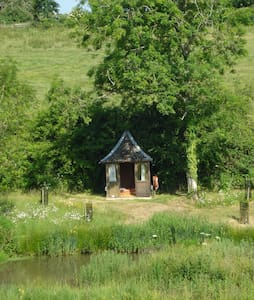 Gazebo Gita and Cosy Coppice Corner - Whichford