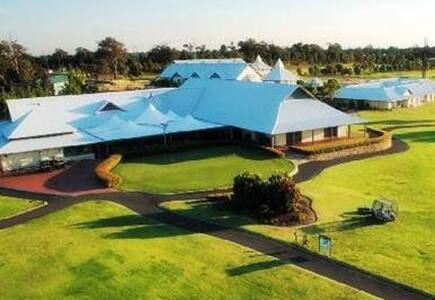 Sanctuary Golf Resort Townhouse - Lejlighed