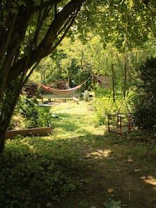 Gaias Garden - Hut
