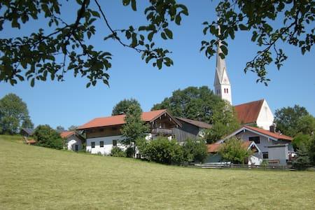 Ferienwohnung Blumenwiese - Bad Endorf - Wohnung