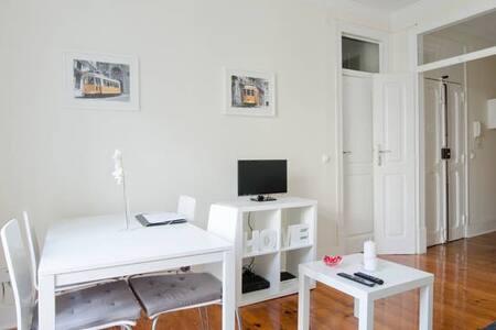 Fabulous Room in the City Center - Lisboa - Apartamento