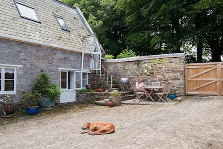 Chapel Cottage in Fabulous North Devon Countryside - Hus