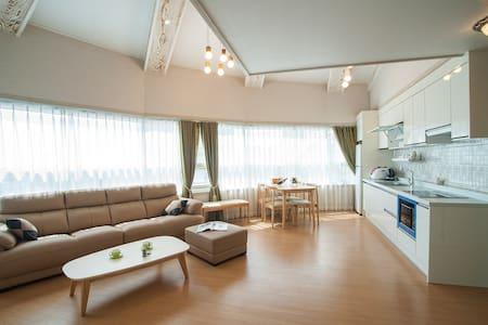 (단기및장기)임대하우스 Daonstay에 오신것을 환영합니다. (45평가족형) - Apartment