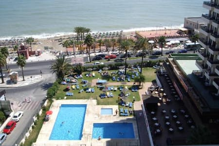 Great studio in the Costa del Sol! - Benalmádena - Wohnung