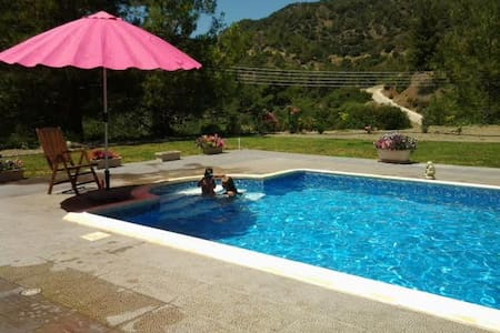 Mountain Escape , relax in comfort - Moniatis - Villa
