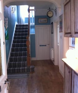 2 minutes from the beach!! - Bournemouth - Bed & Breakfast