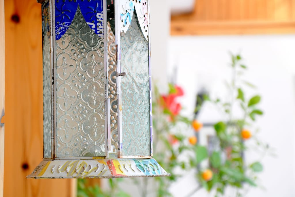 little conservatory details