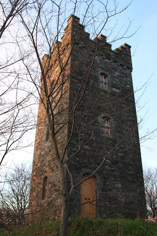 Drummond Tower - Castle