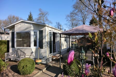 Small holiday cottage in Holland - Renswoude - Alpehytte