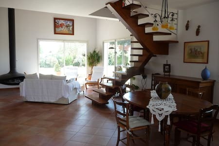 Charmante maison familiale - Saint-Nazaire-d'Aude - Hus