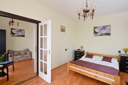 Double Room with Balcony in Budai Hotel*** - Budapest