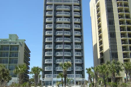 5th Floor Direct Ocean Front close to Attractions - Myrtle Beach - Condominium