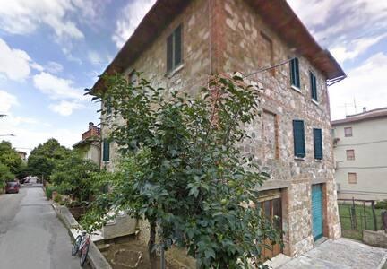Apartment vith view on the hills - San Quirico