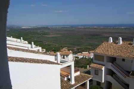 Homely 2BD Apartment with a view - Appartamento