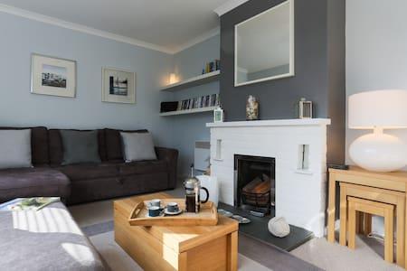 Stylish & spacious home, Mevagissey - Mevagissey - Huis