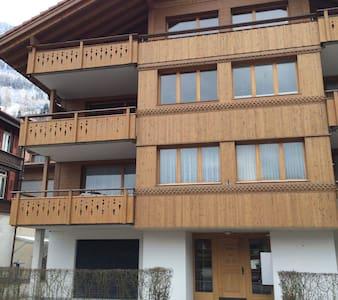 Аппартаменты в центре Швейцарии - Appartement
