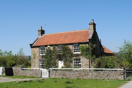 Rose Cottage, 5 bed country cottage - Goathland