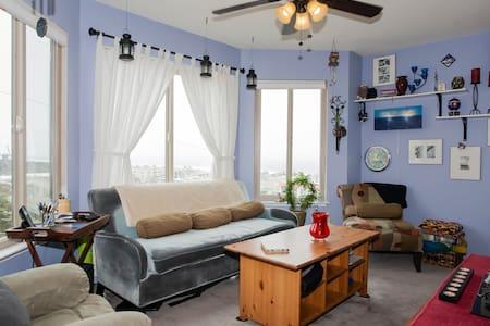 Very Comfy San Francisco Beach Room