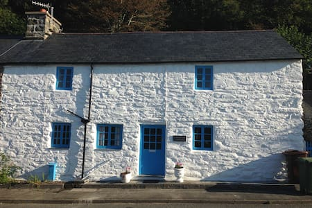 Traditional Snowdonia Welsh Cottage - Casa