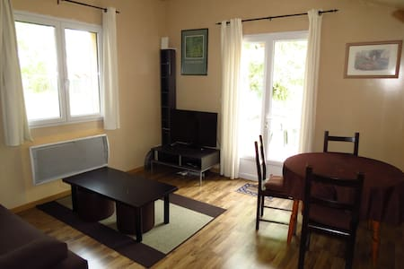 Médoc Appartment close to Bordeaux and beaches - Apartamento