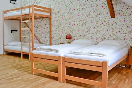 Room type: Private room Property type: Other Accommodates: 4 Bedrooms: 1 Bathrooms: 1