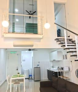 Scott Garden Apartment 6 Pax #1 - Kuala Lumpur