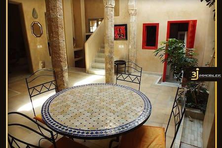 Dar contemporain luxueux  medina - Haus