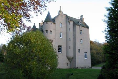 Lickleyhead Castle - Insch - Castelo