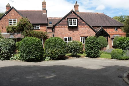 B &B Luxury Cheshire Country House - Cheshire East
