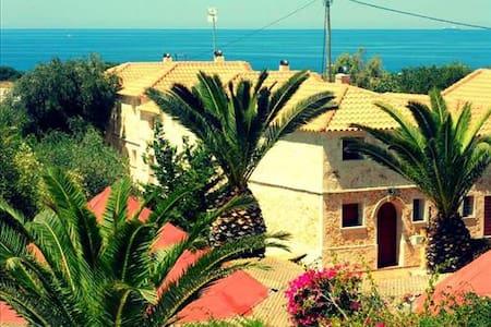 Seaside Stone Villa - House