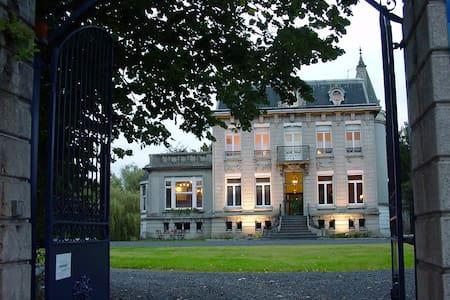 Au Château des Thermes - Huis
