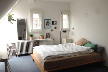 Messe Appartement Wohnung - Wohnung
