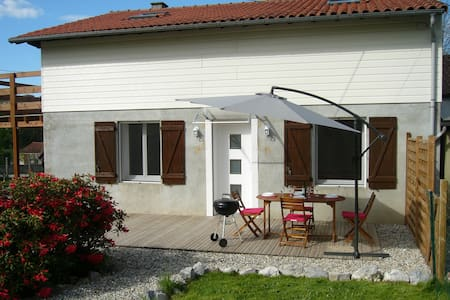 Modern beautiful gite 4km from Foix - Hus
