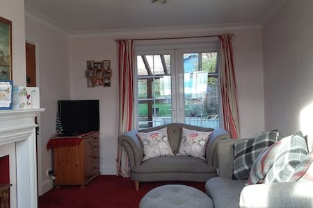 Relax! Double room, welcoming home - Heddon-on-the-Wall