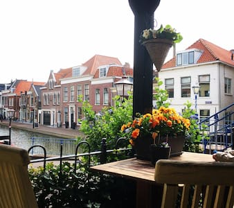 Enjoy picturesque Maassluis! - Maassluis - House