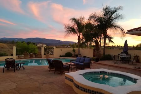 Guest Suite in the heart of Temecula Wine Country - Temecula - Casa
