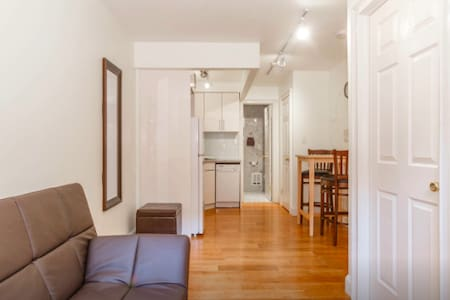 Steps to Central Park - Perfect 1bd