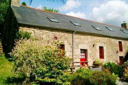 Mimosa Lodge - Morbihan, Brittany - LANGONNET - House