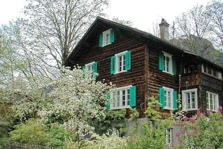 B&B 2er-Zimmer in Engi bei Elm - Glarus Süd - Bed & Breakfast