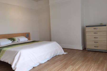 Luxury double room close to Liverpool city center - Liverpool - Casa
