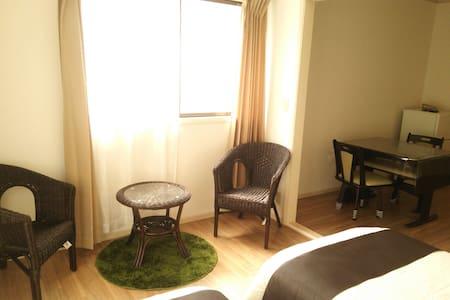 2 Comfy beds, 4min to Shinjuku,Central of Tokyo #3 - Appartamento