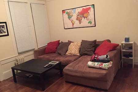 2 Bedroom Apartment Pacific Heights - San Francisco - Apartment
