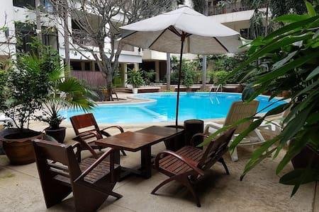 Private double room - Silom and Lumpini Park - Bangkok