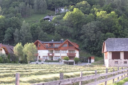 Vacanze in relax sui monti Nock - Daire