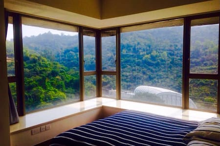 Nice Cosy Bedroom & Panoramic View